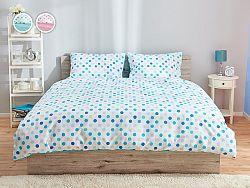 Posteľné obliečky Dormeo Sleep Inspiration, 140x200 cm, koralová