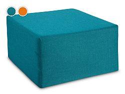 Poťah na skladací matrac Futon 3v1 Dormeo, 65x195 cm, modrá