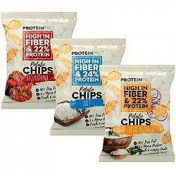 ProteinPro Potato Chips 50 g sour cream & onion