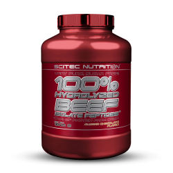 Scitec Nutrition 100 Hydrolized Beef Isolate Peptides 1800 g almond chocolate