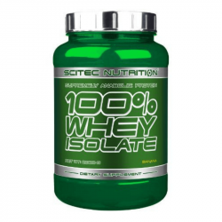 Scitec Nutrition 100% Whey Isolate 2000 g strawberry