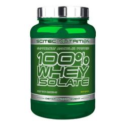 Scitec Nutrition 100% Whey Isolate 4000 g vanilla