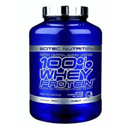 Scitec Nutrition 100 Whey Protein 2350 g vanilla