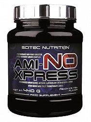 Scitec Nutrition Ami-NO Xpress 440 g peach ice tea