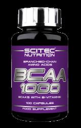 Scitec Nutrition BCAA 1000 300 kaps