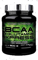 Scitec Nutrition BCAA + Glutamine Xpress 600 g apple