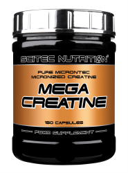 Scitec Nutrition Mega Creatine 150 tabliet