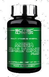 Scitec Nutrition Mega Daily One Plus 120 kaps