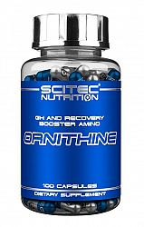 Scitec Nutrition Ornithine 100 tabliet