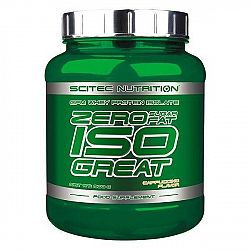 Scitec Nutrition Zero Sugar Fat Isogreat 900 g vanilla very berry