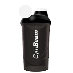 Šejker čierny 600 ml - GymBeam-600 ml