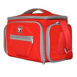 Športová taška na jedlo The Shield LG Red - Fitmark