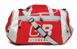 Športová taška Simple Red - GymBeam