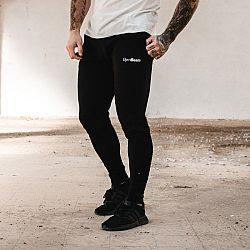 Tepláky Slimfit black - GymBeam black XL