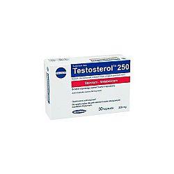Testosterol 250 - Megabol 30 kaps