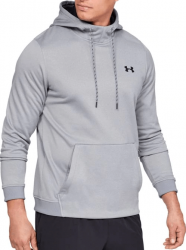 Under Armour Armour Fleece Po Hoodie Grey grey S