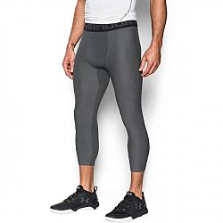 Under Armour Kompresné legíny HG Armour 2.0 Legging Grey grey XL