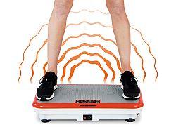 Vibračná plošina na precvičenie celého tela - Gymbit Vibroshaper