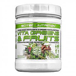 Vita Greens&Fruits with STEVIA od Scitec Nutrition 360 g Apple apple