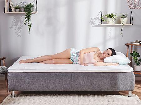 3-zónový doplnkový matrac Dormeo Silver Plus, 120x200 cm