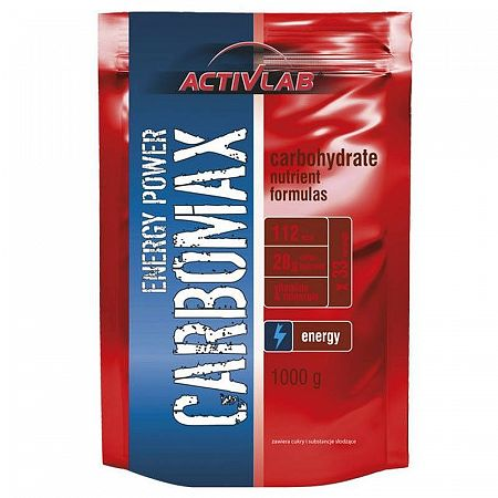 ActivLab CarboMax 1000 g blackcurrant