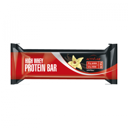 ActivLab High Whey Protein Bar 80 g blackcurrant
