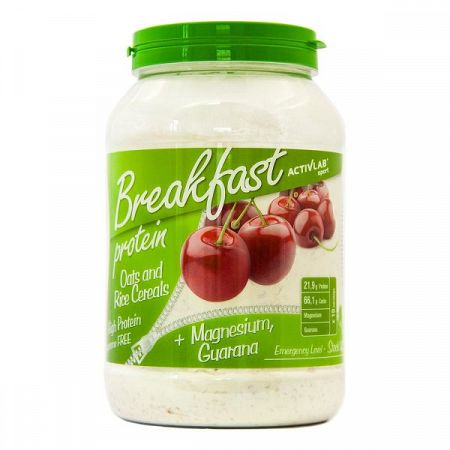 ACTIVLAB Protein Breakfast 1000 g strawberry