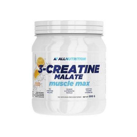 All Nutrition 3-Creatine Malate 250 g orange