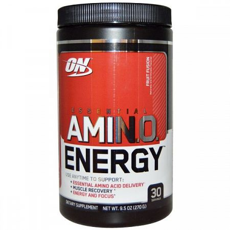 Aminokyseliny Amino Energy 270 g - Optimum Nutrition watermelon