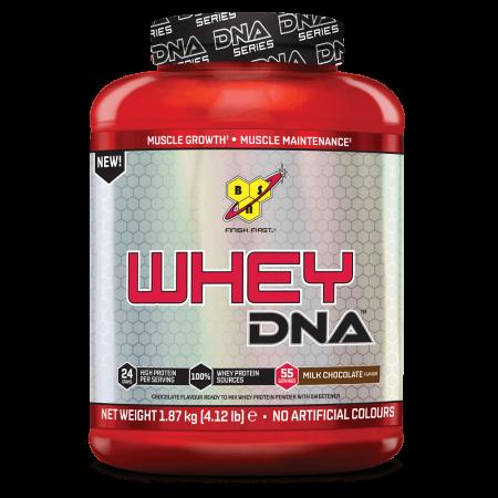 BSN Whey DNA 1870 g milk chocolate