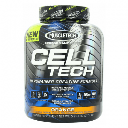 Cell Tech Performance Series - MuscleTech 2700 g grape