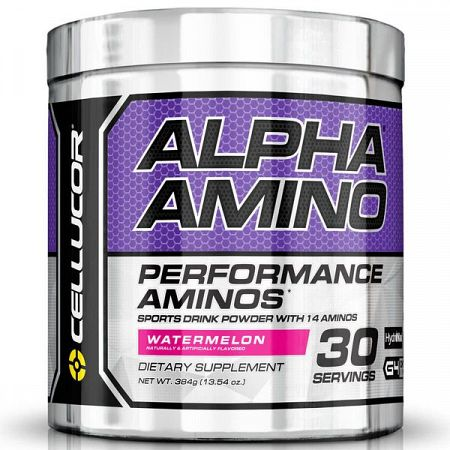 Cellucor ALPHA AMINO 366 g fruit punch