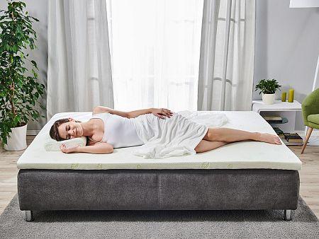 Doplnkový matrac Dormeo Renew Natura, 3 cm, 160x190 cm