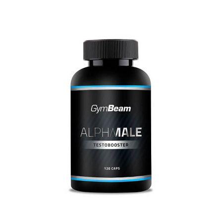 GymBeam AlphaMale TestoBooster 120 kaps unflavored