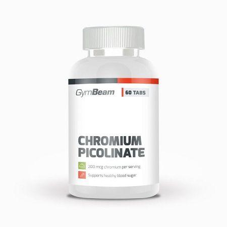 GymBeam Chromium Picolinate 120 tab