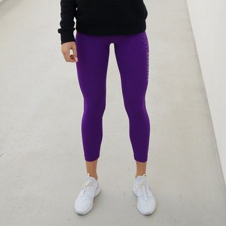 GymBeam Dámske legíny Fruity Purple purple M