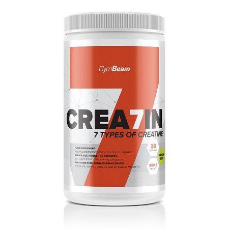 GymBeam Kreatín Crea7in 300 g peach ice tea