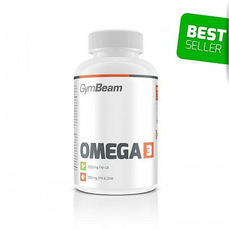 GymBeam Omega 3 240 kaps