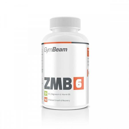 GymBeam ZMB6 120 kaps