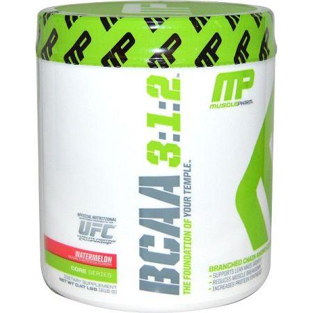 MusclePharm BCAA 3:1:2 215 g watermelon