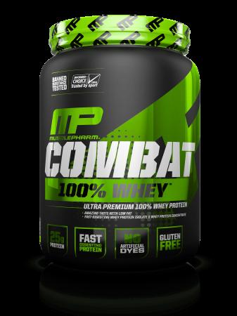 MusclePharm Combat 100% Whey 1814 g strawberry