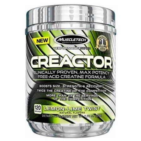 MuscleTech Creactor 220 g lemon lime