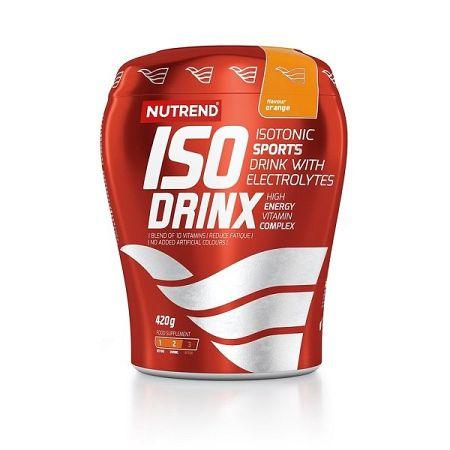 Nutrend ISODRINX 420 g orange