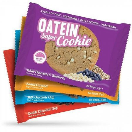 Oatein Super Cookie 75 g double chocolate chip