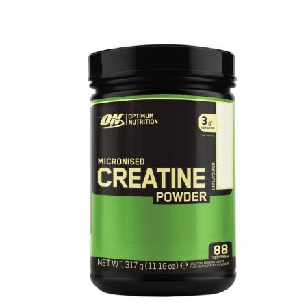 Optimum Nutrition Creatine Powder 317 g unflavored