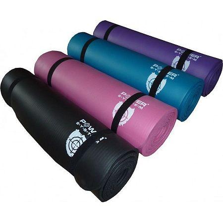 Podložka na cvičenie Yoga Mat Plus PS-4017 - Power System