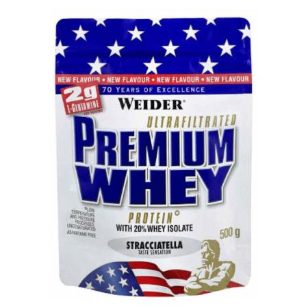 Premium Whey Protein - Weider 2300 g fresh banana