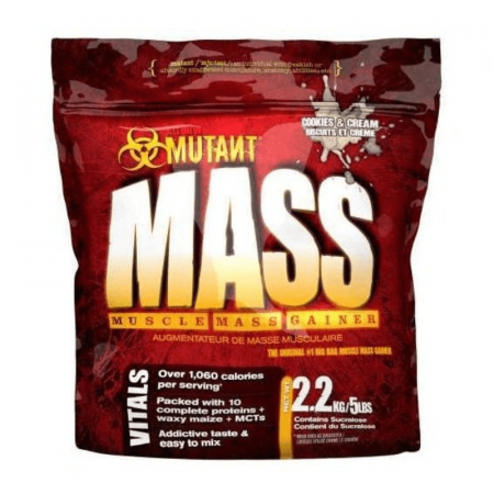PVL Mutant Mass 2270 g strawberry banana