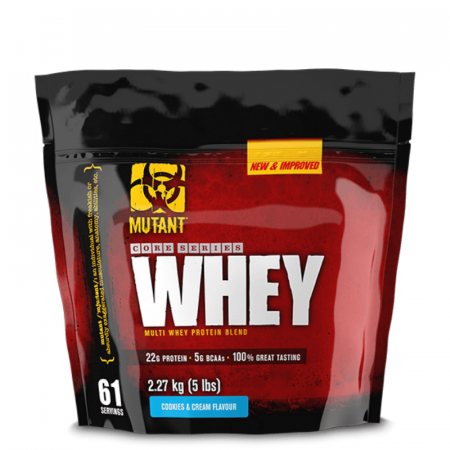 PVL Mutant Whey 4540 g vanilla ice cream