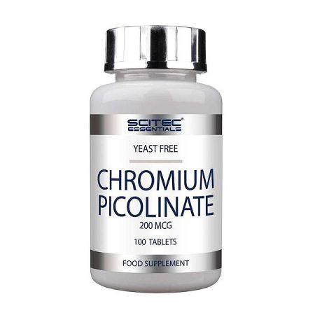 Scitec Chromium Picolinate 100 tablet